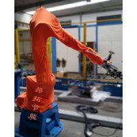 工业热喷涂机器人防护罩,机器人高温防护罩