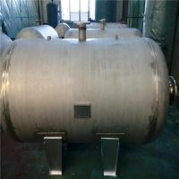 轩昊机械(图)、卧式不锈钢储罐、郑州不锈钢储罐