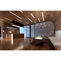 贸易公司办公室装修案例