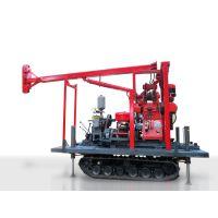 徐州中地探矿机械定制履带钻机 GXY-1C全液压塔泵一体式履带钻机 批发