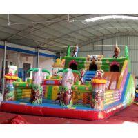 巴西奥运会充气城堡、小型儿童充气城堡,艾尔贝斯pvc材质游乐设备