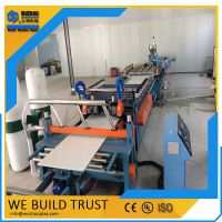 PVC建筑模板生产线 建筑模板机械设备