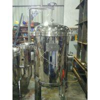 宏创机械立式不锈钢过滤器保安过滤器316L304