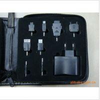 现货供应BL-224-4手机充电器套装 16合一手机充电器套装