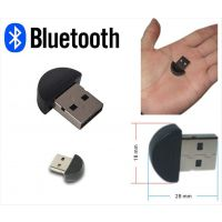 迷你蓝牙适配器 V2.0免驱 蓝牙发射器 拇指大小