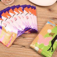 批发JB1003十片独立湿巾 一次性酒店旅游湿巾 便携式清洁卸妆湿巾