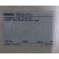 珠海售欧姆龙NT612G-DT211触摸屏,无显示,触摸屏死机故障维修