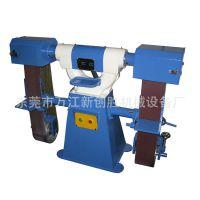 供应平面自动拉丝机 不锈钢宽带砂光机 金属成型设备CS-A255