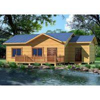 万林木业(图)、小木屋别墅设计、木屋别墅