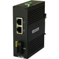 信易达IECom 212 一光两电工业交换机