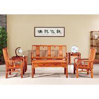 缅甸花梨明式沙发古典实木沙发价格厂家_大古树家具