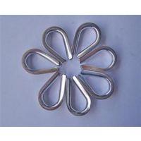 鸡心环|钢丝绳套环生产厂家/元隆紧固件|鸡心环