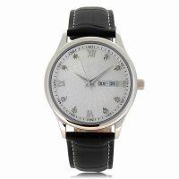 经典浪琴款不锈钢手表 稳达时 专业手表生产厂家代工