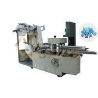 久业机械义乌湿巾折叠机,无纺布湿巾折叠机