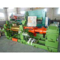 供应鑫城厂家直销18寸橡胶双输出开炼机(XK-450)尼龙瓦橡胶开炼机