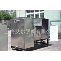 餐饮一体化隔油提升设备、隔油池、污水提升装置