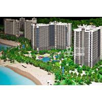 深圳品筑模型设计 碧桂园十里银滩 东部数百公里海岸线上***环保洁净的海湾
