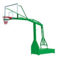 篮球架、鲁达体育(图)、立柱式篮球架