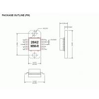 XP1080-QU-0N00 37-40GHz M/A-com 功率放大器 GaAs