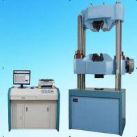 济南新力特专业供应WAW-100B微机控制电液伺服液压万能试验机