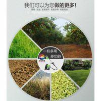 英达小型家用背负式园林绿化多功能微耕除草机