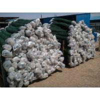 包塑勾花,包胶勾网,包胶菱形网,包胶护栏网