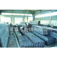 生产加工 C型钢 冷弯高强度型钢 热镀锌C型钢 Q235异形钢 低价