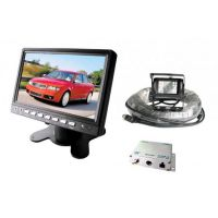 可倒车影像,车载显示器监控后视倒车,液晶清晰屏幕