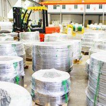 供应1566热轧锰钢带 50CrVA中厚锰钢板