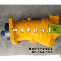 A6V107 A6V160手动变量高速柱塞液压油泵马达液控式