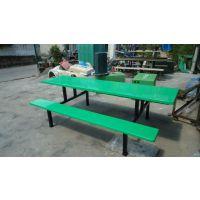 运城康腾玻璃钢餐桌学校餐桌椅优质服务