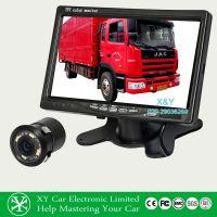 供应 LED高清后视摄像头 7寸台式倒车可视 影像系统