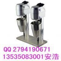 BL-018商用双头奶昔机 奶昔搅拌机 奶茶搅拌机奶泡机泡奶机