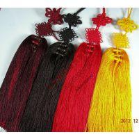 中国结穗子批发 3辫子套装中国结流苏 车挂件配件结 手工艺品