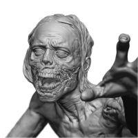 旋转立体人物雕刻玉石雕刻培训