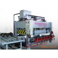 高精度单层与多层竹地板热压机青岛国森机械