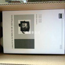 巴可灯泡R9842807,ID R600/iCON NH-5灯泡
