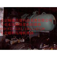 日立螺杆压缩机维修 压缩机不加载维修