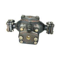 氨制冷系统用机械浮球阀冷库专用液位监控FQ系列元宝机械浮球阀