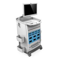 安瑞科智能贵重(毒麻)药品管理推车,可移动的小型智能药房