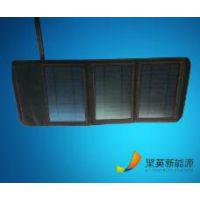 聚英5w太阳能充电器 太阳能可折叠充电包 移动电源
