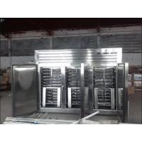 冰友食品海鲜速冻机 三门推车式-40度 超低温不锈钢包子冷冻柜
