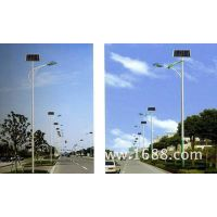 甘肃省庆阳市镇远县厂家直销6米30瓦太阳能路灯LED12v农村改造价格