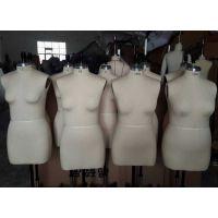 可插针欧美半身公仔.欧板试衣人台.婚纱礼服板房模特厂