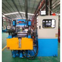 橡胶机械厂家直销100T轨道开模平板小台面平板机/宁波力东