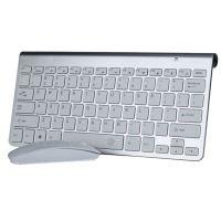 【厂家供应】2.4G无线键鼠套装 2.4G无线鼠标 无线键盘 办公家用无线套装