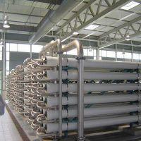 产水量0.1-100T/h进口高度智能化电能驱动海水淡化处理设备带能量回收装置