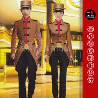 酒店制服,白领职业装定制,各式制服,五星级酒店制服一衣尚品