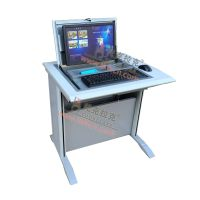 托克拉克品牌供应南宁培训电脑桌 TKLK-02简约现代款