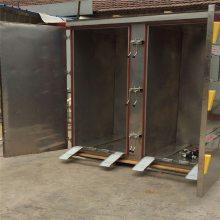 双桥定做 不锈钢蒸房 前后通门 定做异形 馍馍蒸柜